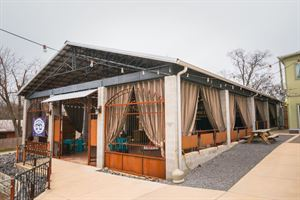 The Pavilion East