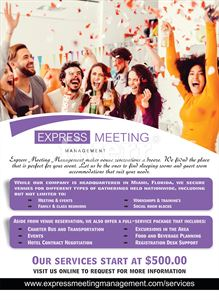 Express Meeting Management