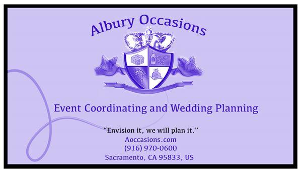 Albury Occasions