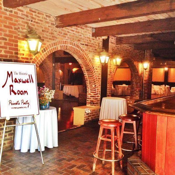 The Historic Maxwell Room