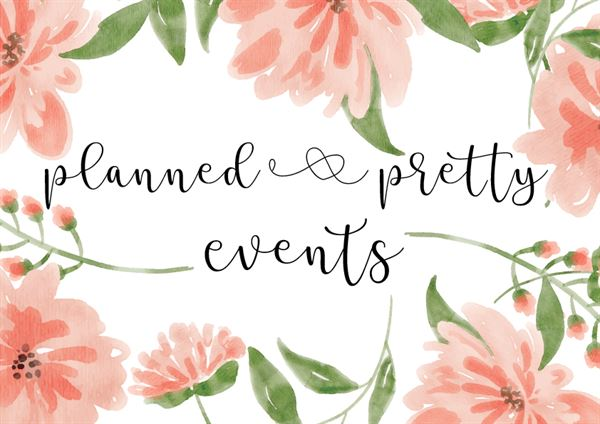 Planned & Pretty Events