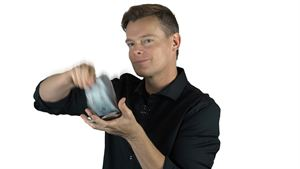 Jonathan Meyer, Magician