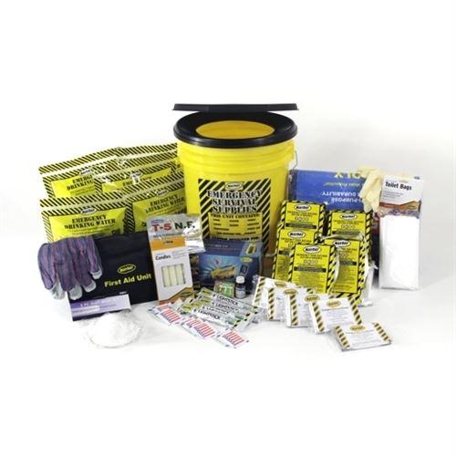 Workplace emergency preparedness kit