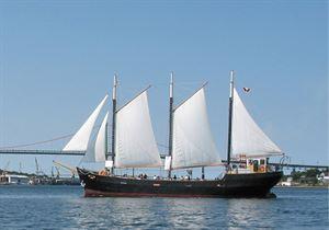 Tall Ship Silva