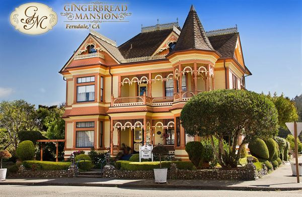 Gingerbread Mansion Inn