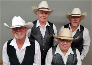 """""""Country Breeze"""" Band"""