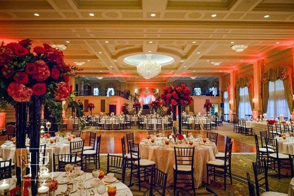 Raleigh Nc Indoor Wedding Venue: Prestonwood Country Club