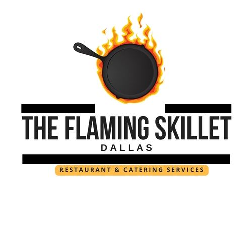 The Flaming Skillet