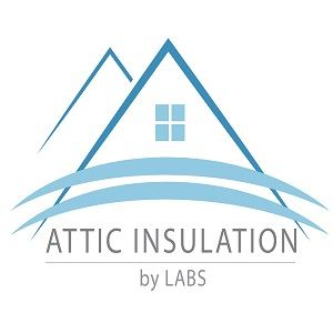 Attic Insulation by LABS