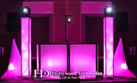 Hollywood DJ Service