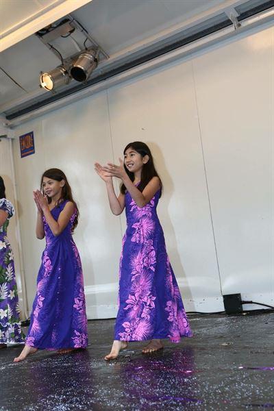 Kaiholunuie Polynesian Dance Company