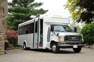 Platinum Party Bus