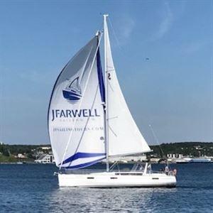 J Farwell Sailing Yacht