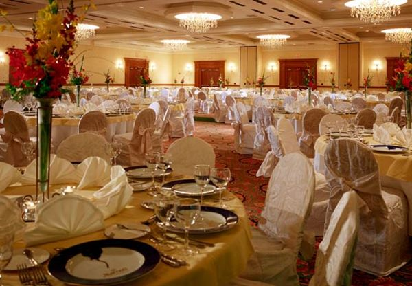Irving Wedding Venues Dallas Marriott Las Colinas