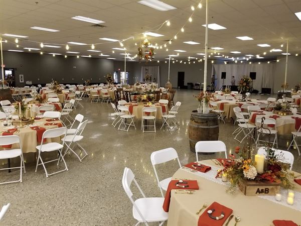 TOYOTA EVENT CENTER Gibson County Fairgrounds