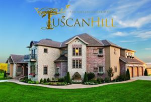 Tuscan Hill