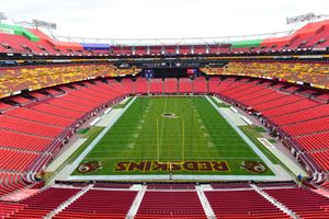 Washington Redskins Special Events
