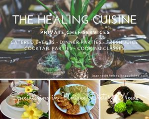 The Healing Cuisine