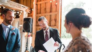 Jonny Belinko Wedding Officiant