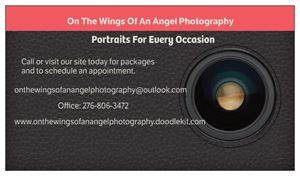 On The Wings Of An Angel Photography