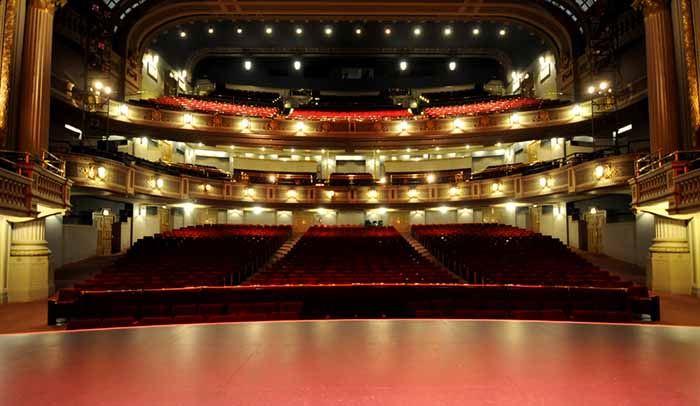 The Majestic Theatre Dallas Tx