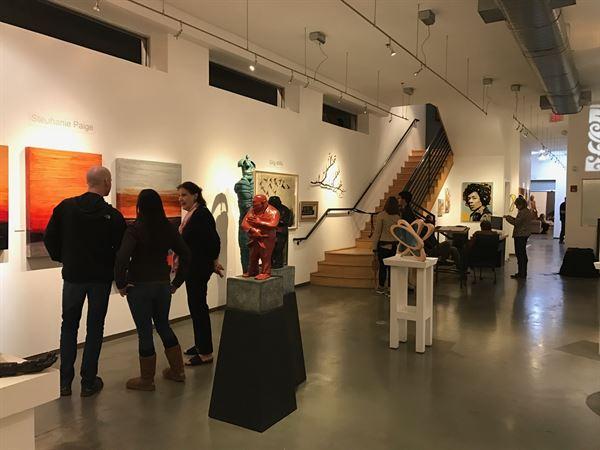 Calvin Charles Gallery