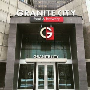 Granite City Food & Brewery - Detroit