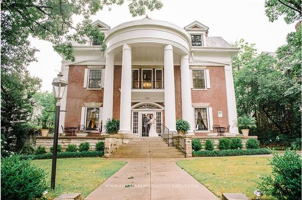 Birmingham Wedding Venues The Donnelly House