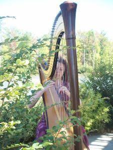 Harpistic Elegance