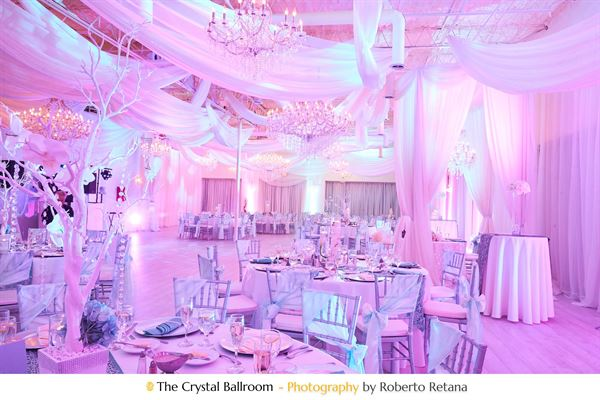 crystal ballroom of tampa bay clearwater fl wedding venue
