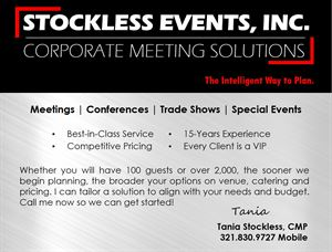Stockless Events, Inc.