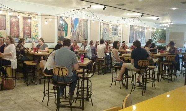 Greek Street Kitchen and Bar
