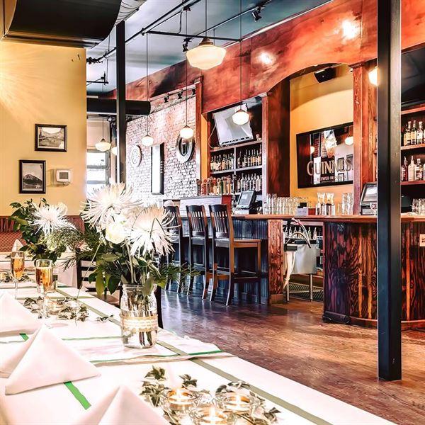 Limerick Room at the Irish Rover Pub