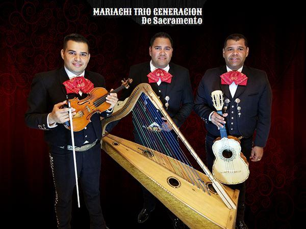 Mariachi Trio Generacion De Sacramento