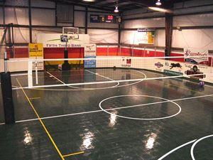 Indoor Field 1