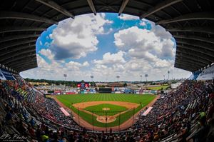 The Diamond - Home of the Richmond Flying Squirrels