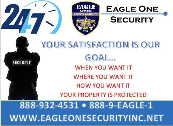 Eagle One Security, Inc.