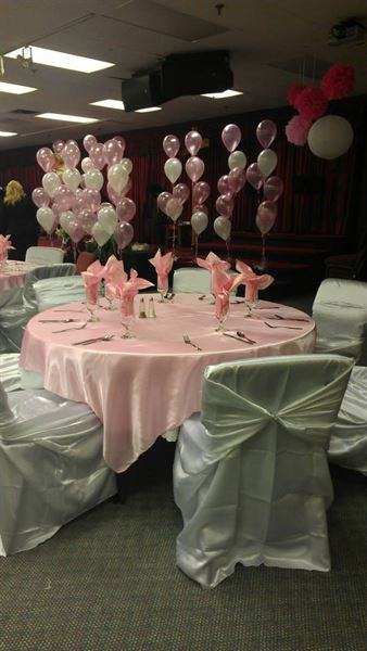 PAT GIFT BASKETS AND EVENT RENTALS