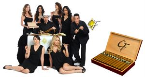 Cigar Rollers from CF Dominicana's Cigar Catering®