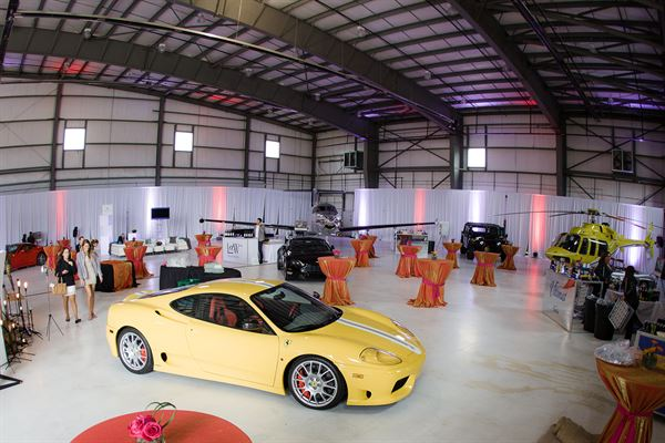 Southwest Jets Corporate Hangars  Scottsdale