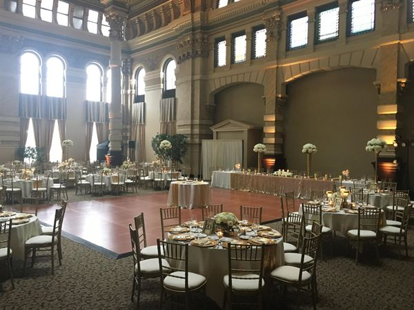 Bartolotta Catering and Events at Grain Exchange