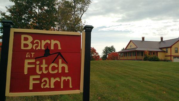 Barn at Fitch Farm