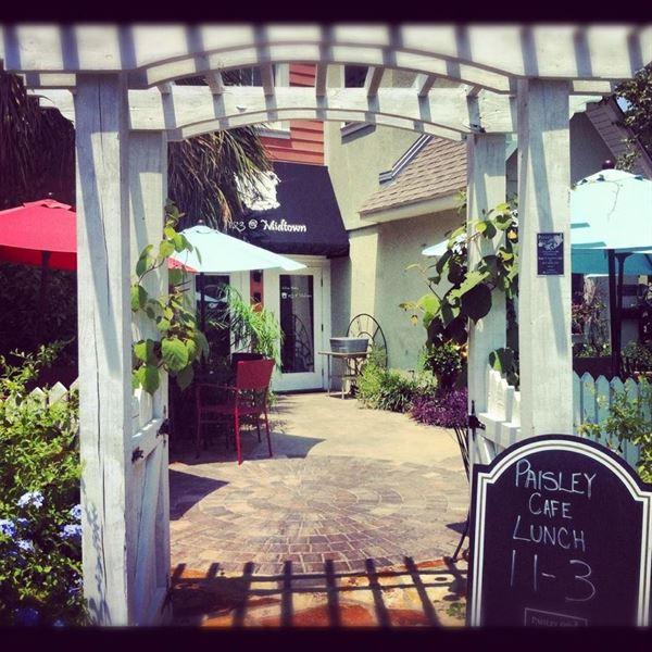 Paisley Cafe