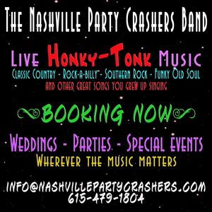 Nashville Party Crashers Band