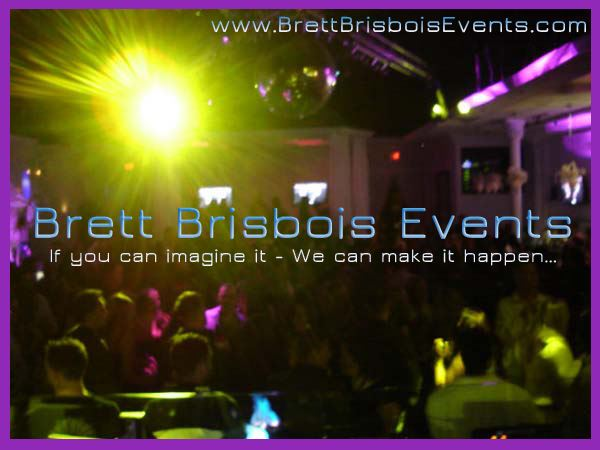 Brett Brisbois Events
