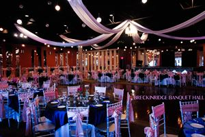 Breckinridge Banquet Hall