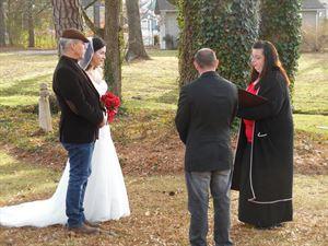 Jennifer Schwartz, Wedding Officiant