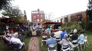 Isaac Taylor Garden, Premier Event Venue in Historic Downtown New Bern, NC
