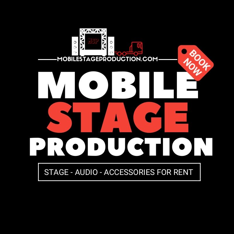 Mobile Stage Production - Battle Creek, MI - Party Equipment