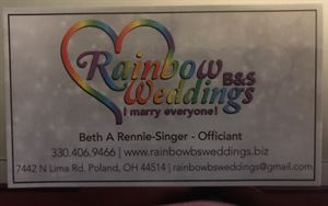 Rainbow B&S Weddings